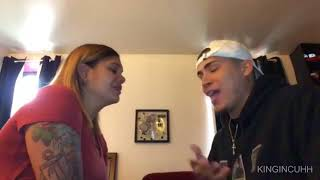 Son Does Emotional Rap To His Mom😓❤️ width=