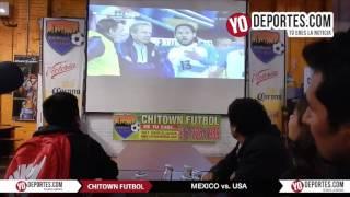 Mexico vs USA en Chitown Futbol Pilsen