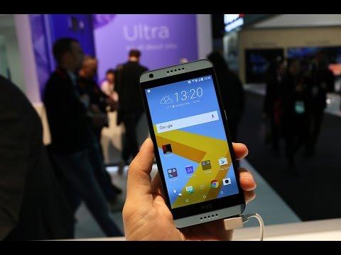 HTC Desire 650 - primele impresii