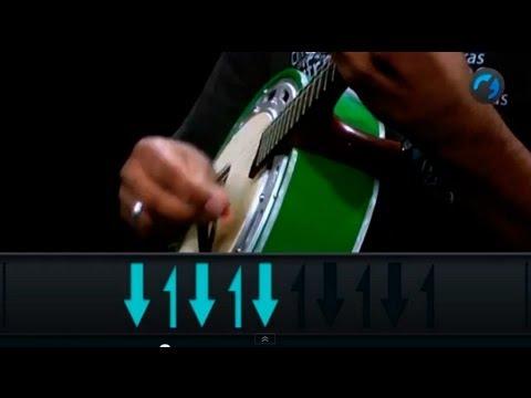 Revelação - Jogo da Sedução (aula de banjo de samba)