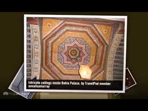 Bahia Palace – Marrakech, Morocco