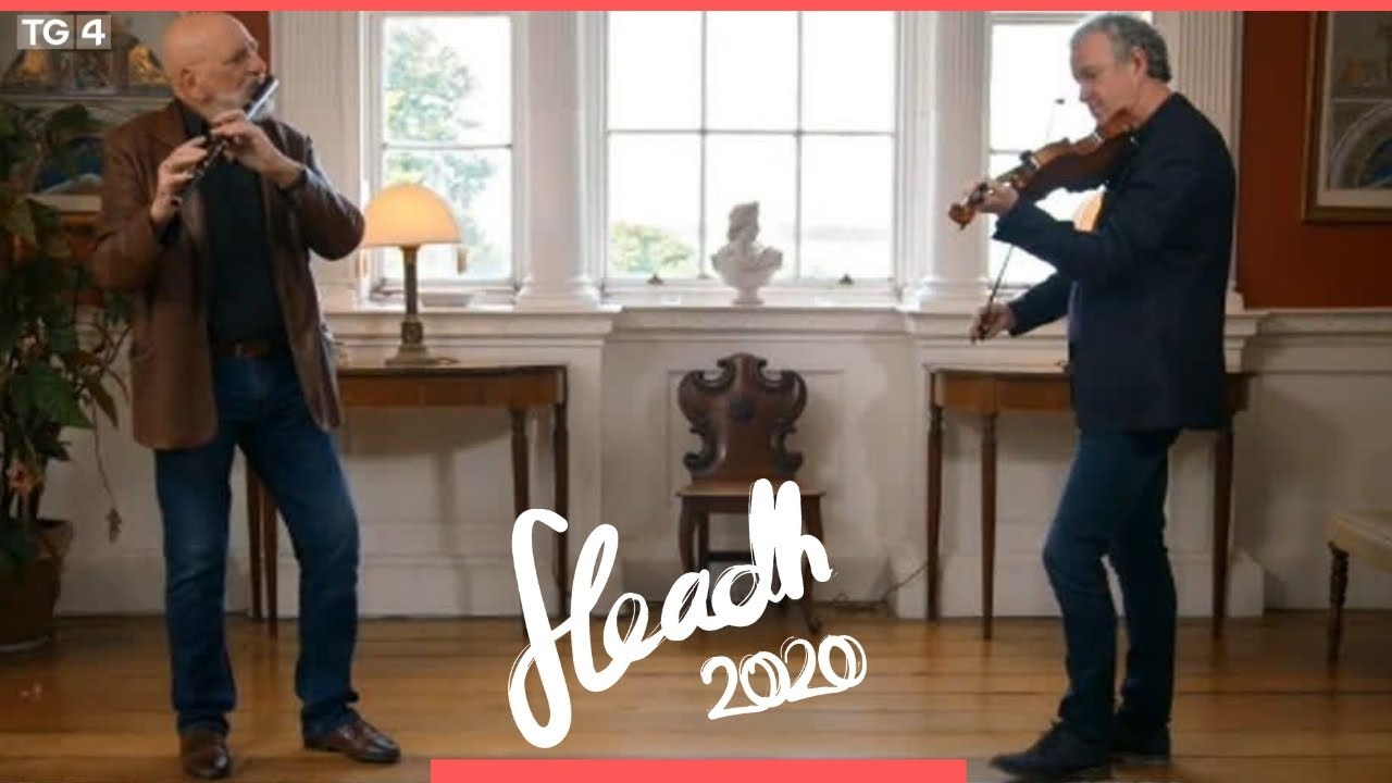 Matt Molloy and John Carty – Fleadh 2020
