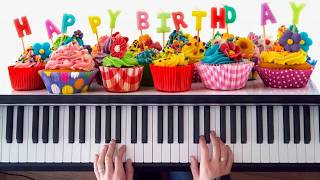 "Tutorial ""Cumpleaños Feliz"" a Piano 