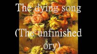 Requiem piano music - The dying song