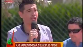 Portugal em Festa da SIC em Murça - Santiago com o tema ai