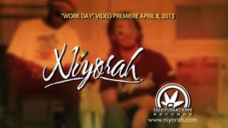 Niyorah - Workday (Rub-A-Dub Market Riddim - Video Teaser)