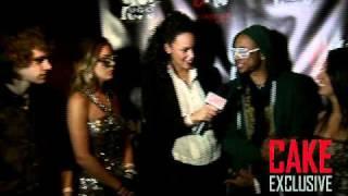 Sean Kingston  Live Cake Exclusive