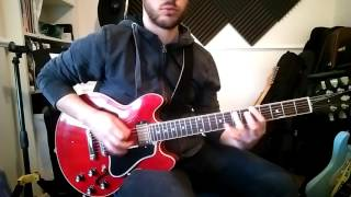 Snarky Puppy - What About Me - Guitar