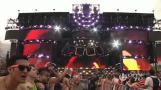 Oliver Heldens - Outside LIVE at @ Ultra Miami 2015