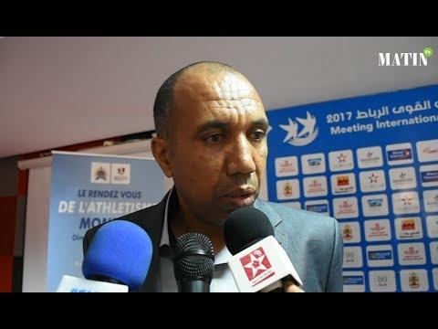 Lancement de la 10e édition du Meeting international Mohammed VI d'athlétisme