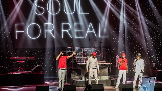"Soul For Real ""Every Little Thing I Do"" Live 2017"