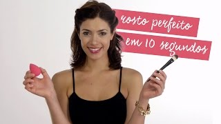 #AVONBlog Consiga um rosto perfeito em 10 segundos!
