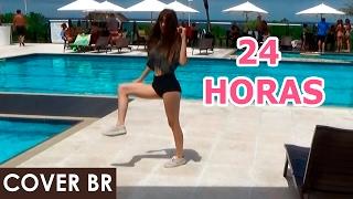24 Horas Por Dia - Ludmilla dance cover by Black Shine (Coreografia cover)