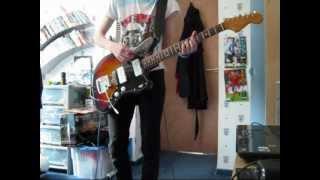 Arctic Monkeys - Black Treacle guitar cover
