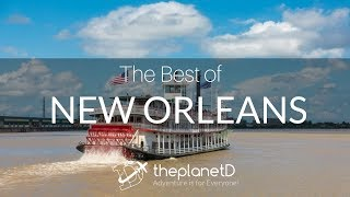 7 Things to do in New Orleans, Louisiana   Travel Vlog   ThePlanetD