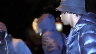 Ym & Taze #Ghetto - Behind Curtains  Video By @PacmanTV