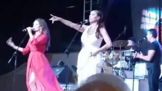 Azúcar Moreno - Solo se vive una vez  CONCIERTO 2016