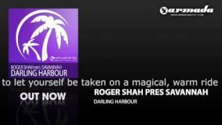 Roger Shah presents Savannah - Darling Harbour (Fast Distance Mix)(MAGIC030)