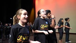 GEMS WSO Secondary Theater Company Presents OLIVER!