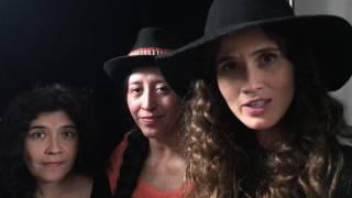"""Base Warmis e Ana Cañas - clip """"Respeita"""""""