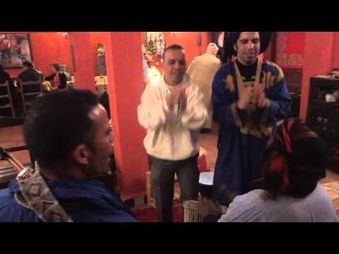 New Year Party Morocco 2012-2013 – Hotel Dar Rita in Ouarzazate – part 4