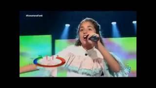 """Fenómeno Fan: Claudia canta """"Cobarde"""" de David Bustamante"""