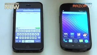 Hacking a mobile phone