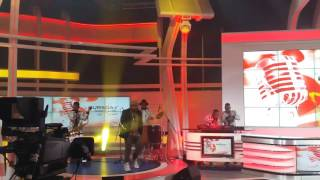 AfrikanRoots unplugged with soulstar