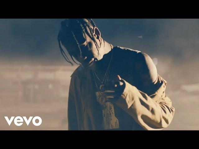 Videoclip oficial de la canción Antidote de Travis Scott