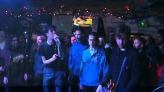 Crows - Whisper - Live @ The Shacklewell Arms 25/03/2016 (4 of 7)