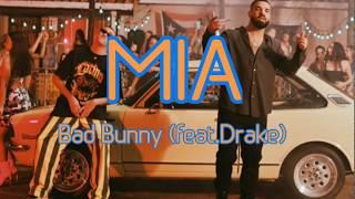 Bad Bunny - MIA (feat.Drake) 한글가사, 자막, 해석