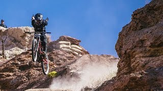 3rd Place Run Ethan Nell | Red Bull Rampage 2017
