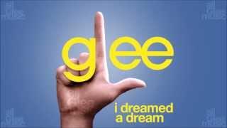 I Dreamed A Dream | Glee [HD FULL STUDIO]