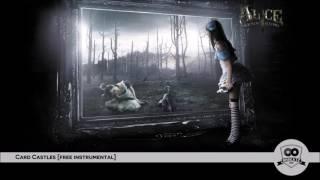 BHBeatz - Card Castles [Hip Hop Beat/Instrumental x Alice: Madness Returns]