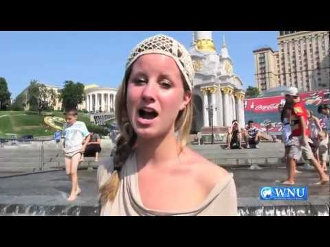 Summer 2011: A Day in Kyiv