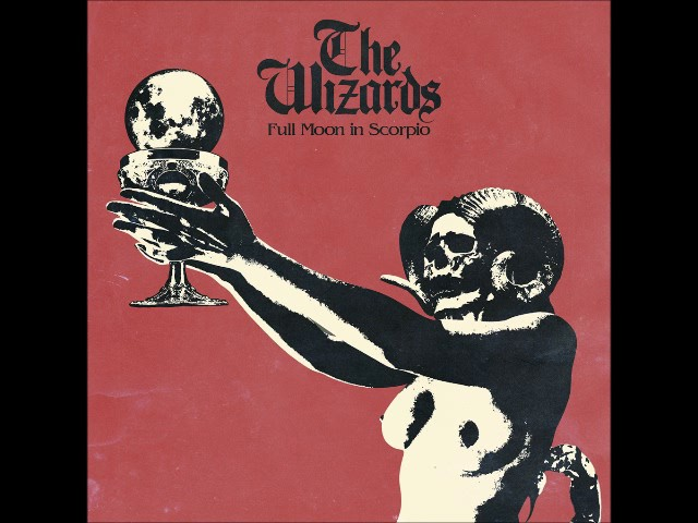 Álbum completo de The Wizards