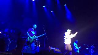 Limp Bizkit - Pollution / Endless slaughter (snippet) - Live México 2015 Pepsi Center