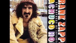 Frank Zappa - Jelly Roll Gum Drop (original version, with lyrics on clip)
