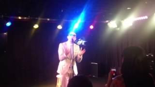 Frankie J Beautiful Performance