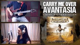 Carry Me Over (Avantasia) - Cover David Olivares ft Dan Vasc