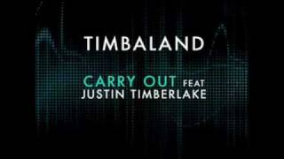 timbaland ft justin timberlake carry out instrumental