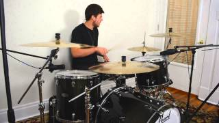 """Kings of Leon - """"Supersoaker"""" - Official Music Video - Drum Cover - Drew Scheuer"""