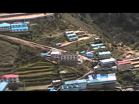 Nepal 2007, Namche Bazar