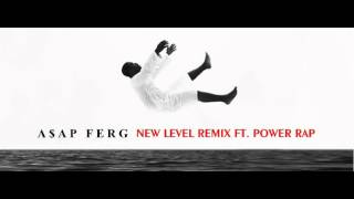 Asap Ferg New level Remix ft Powe Rap Angola RECENTE
