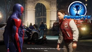 Marvel's Spider-Man 2018 - Home Team Advantage Side Mission Walkthrough (Student Locations)