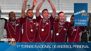1º Torneio Nacional de Andebol Prisional | Viseu