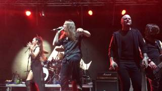 Amaranthe – Afterlife (Live Yekaterinburg, Russia 02.10.2016)