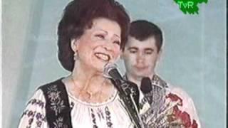 cântec de Dragobete: MARIA CIOBANU (pe viu) - Du-mă, Ioane, la Bălceşti (14aug04, TvR)