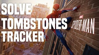 Spider-Man - how to solve Tombstones tracker circuit