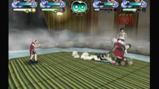 NARUTO: Gekitō Ninja Taisen! 3 - Story Mode Part 10